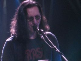 Geddy Lee,Consol Energy Center by jlu650