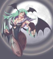 Morrigan by JamFlavored