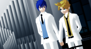 _MMD_ The bells.. by xXHIMRXx