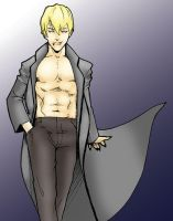 SS 20 Kise Ryouta in Vampire Costume by camp6boy