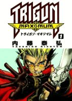 Trigun Maximum Colored by Vashthestampede9166