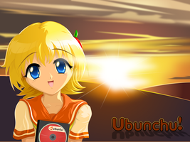Ubunchu Wallpaper 1 by C-quel