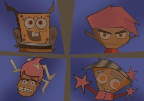 nicktoons totem by sibred