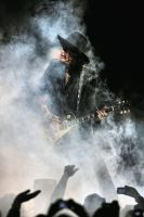 Aerosmith:  Joe Perry 1 by basseca