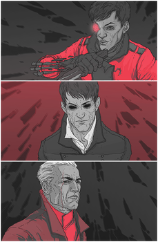 Dishonored: Death of the Outsider by coupleofkooks