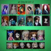 my Dolls by J-C-P