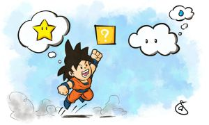 How Goku really became a Super Saiyan by mousbomb