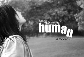 Only Human by C4M30