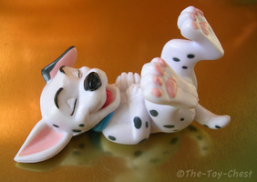 101 Dalmatians - Laughing Pup by The-Toy-Chest