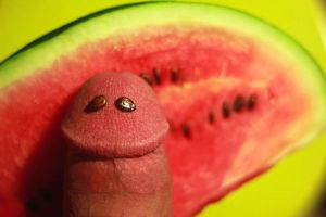 watermelon II by nipplelove