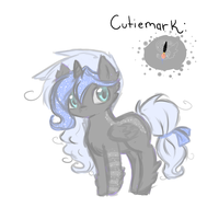 FINALY DREW SOMETHING. Cimmerian's new look :3 by Nuupen