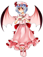 Just Remilia by aimturein