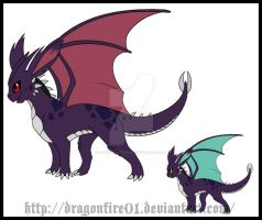 Drakoneon by DracoFeathers