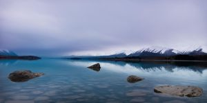 Lake Tekapo by Niv24