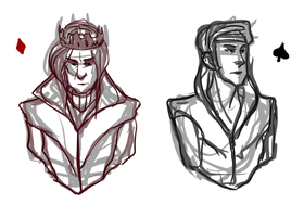 Kings Designs by A-Griffin-And-Duck