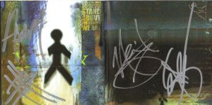 Three Days Grace Signed by DeathEcho