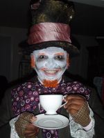 Mad Hatter by SarahMame
