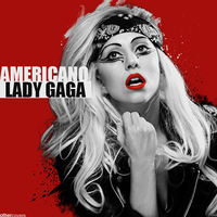 Lady GaGa - Americano by other-covers