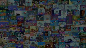 Oggy Wallpaper by DasX2007