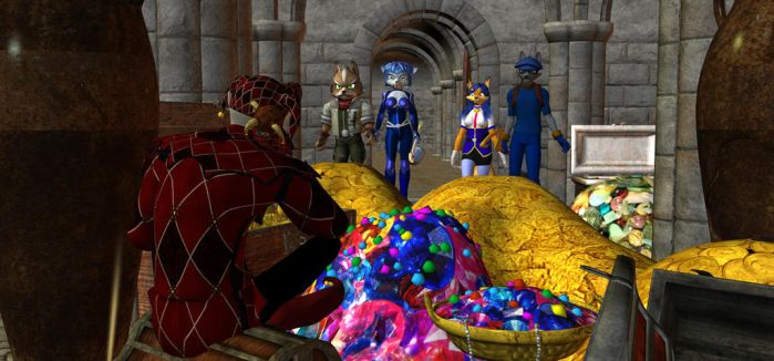 Cave of Secrets - Pic 113 by HectorNY