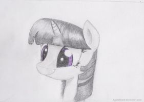 Twighly's smile by AppleBeard