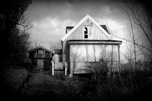 house where nobody lives by Linlith