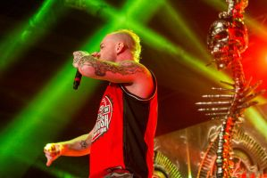 Ivan Moody, Five Finger Death Punch by JaredWingate