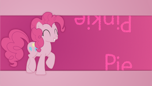 Happy Pinkie Wallpaper by John-D-Brimhower