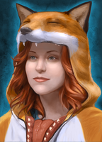 Foxed Dodger by Tacticalbox