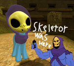 [DL] SKELETOR by JackieNam