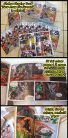 Chakra Comic FOR SALE! *EDIT: SOLD OUT!* by ARVEN92