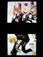 spoiler KH 358 2 days END by Renmiu