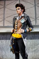 Handsome Jack by AlchemyAllStars