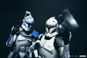 Clone Forces - Chapter 3 - 2 of 4 by tribalcast