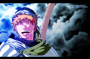 I came to help you Bleach 581 by Gray-Dous