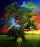 Tree of Life by marcosnogueiracb