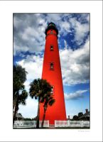 Ponce Inlet Lighthouse HDR 2 by Mr-Heli