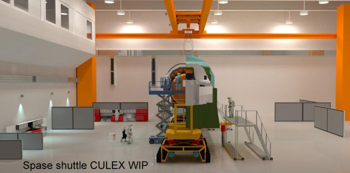 PROJECT CULEX by davidfly