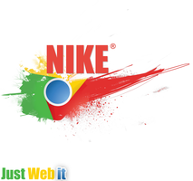 Nike with Chrome by raikouto