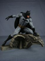 Batman statue by alterton