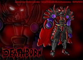 Deathborn by Shinobi-Gambu