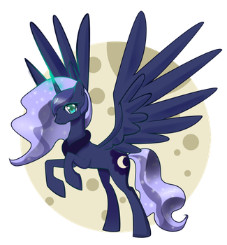 Luna by stormwhistle