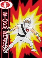 Storm Shadow Herotoons by AlanSchell