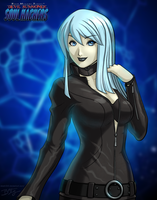 Nemissa - Devil Summoner: Soul Hackers by slash000