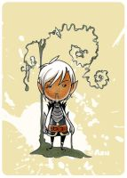 Fenris by Azu-graph