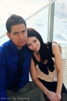 Cesar and Heather's Engagement by BengalTiger4