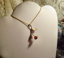 Belle- Necklace by Destinyfall