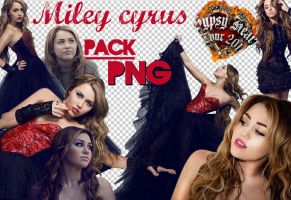Pack Miley Cyrus PNG - Gyspy Heart by NyaAkemiChan