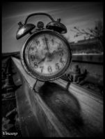 Time passing by virusOXO
