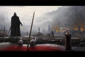 After The Battle by Roseum